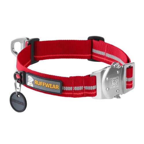 Ruffwear Top Rope Collar, Medium, Red Rock