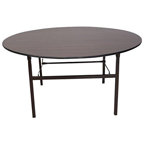 laminated 60 round laminate table