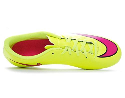Hyper Mercurial Pink black Vortex II Herren Volt FG Nike Fußballschuhe 0qdZq