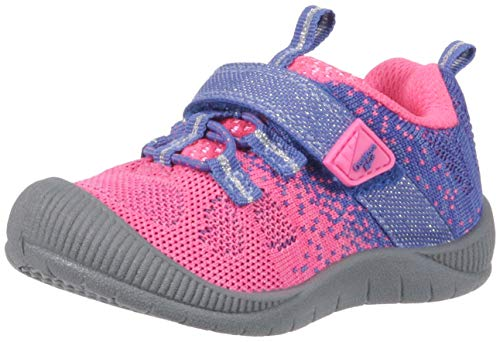 OshKosh B'Gosh Girls' Smacker Sneaker, Pink, 10 M US Toddler