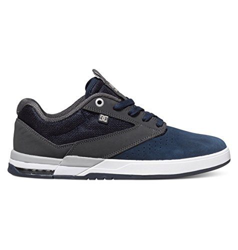 Azzurro Wolf red 10d Shoes grigio Grey S Dc Mens q5AL43Rj