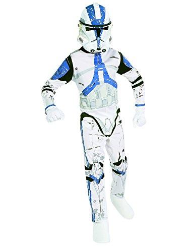 Adult Star Wars Clone Trooper Halloween Costume -