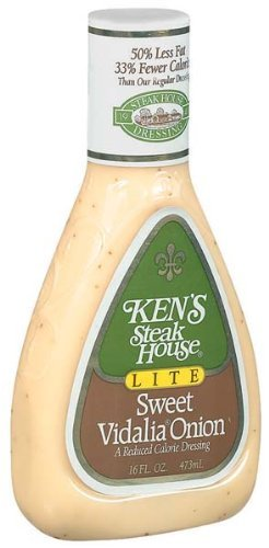 Ken's Lite Sweet Vidalia Onion Dressing 16oz