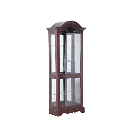 Powell Curio Cabinet - Powell Chadwick Collection 15A7037 30