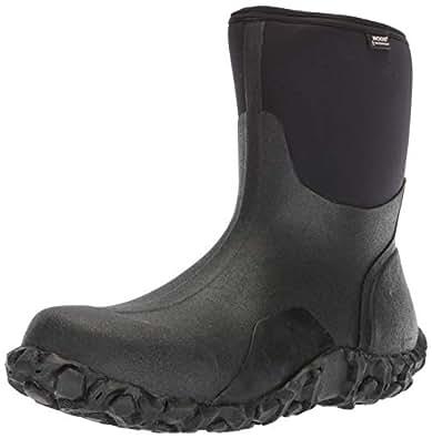 Amazon.com   Bogs Men's Classic Mid Winter Snow Boot   Rain