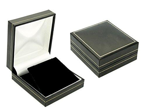Boucles d'oreille Femme - E-10745 - Or jaune (9 carats) 0.6 Gr - Zircon