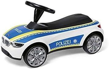 Bmw Baby Racer Iii Polizei Auto Bmw Einkaufschip Gratis Amazon De Auto