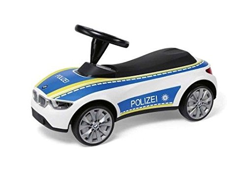 Bobby Car Polizei Alternative - BMW Rutschauto Polizei