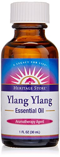 Heritage Store Essential Body Oil, Ylang Ylang, 1 Ounce -