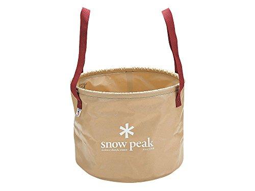 <캠핑용품> 스노우피크(snow peak) 점보 캠프 싱크주머니  FP-150