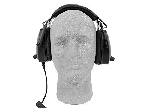 Amazon.com : Whites ProStar Metal Detector Headphones : Garden & Outdoor