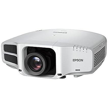 Epson EB-G7000W Video - Proyector (6500 lúmenes ANSI, 3LCD, WXGA ...