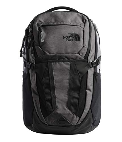 The North Face Recon Backpack, TNF Dark Grey Heather/TNF Medium Grey Heather