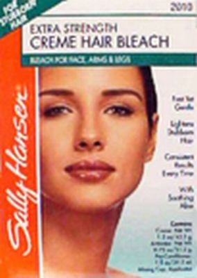 Sally Hansen Creme Hair Bleach, Extra Strength (2-Pack)