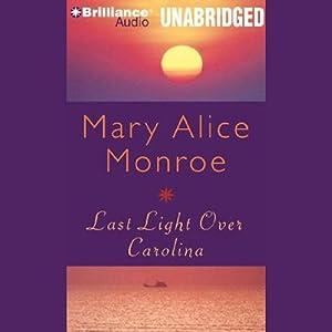 Last Light over Carolina Audiobook