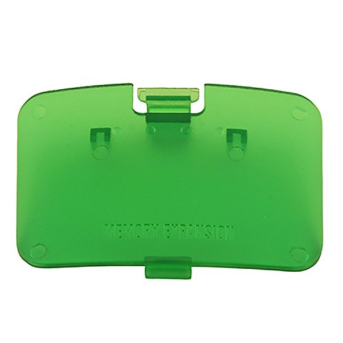 Jungle Green Nintendo 64 Console Memory Expansion Replacement - Parts Nintendo Console 64