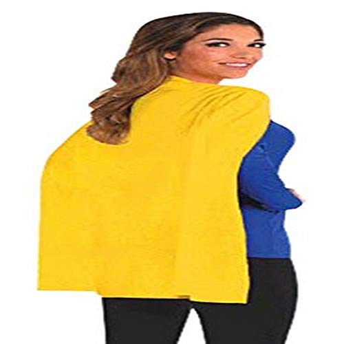 Amscan Cape, Party Accessory, Yellow