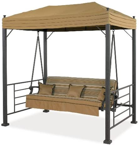 Palm Canyon Swing RipLock 350 Replacement Canopy Top Cover for Sonoma Swing and Sydney Swing