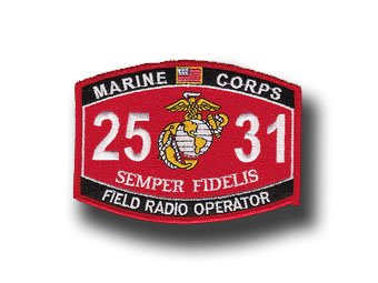 Marine Corps Field Radio Operator MOS 2531 5