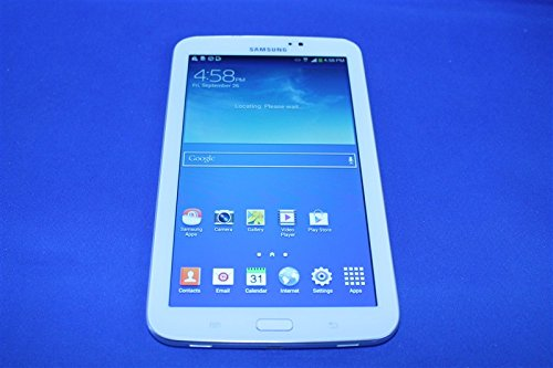 Samsung Galaxy Tab 3 SM-T217S 7 16GB, Wi-Fi + 4G (Sprint) (7 Sprint Samsung Tablet Inches)