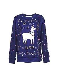 Women Ugly Sweater, S.Charma Funny Christmas Sweatshirt Long-Sleeve T-Shirt