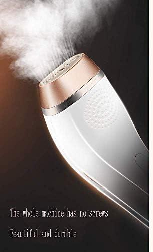 LMDG Vapeur pour vêtements, Vapeur de Voyage à réglage de Vapeur Double, Vapeur portatif à Repasser pour réchauffement Rapide
