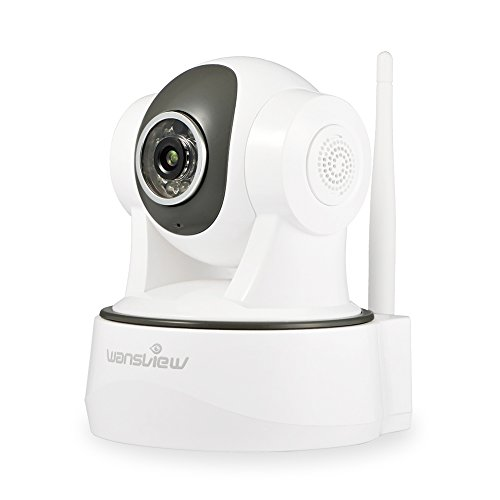 Wansview 1080P Baby Camera, WiFi Home Security Surveillance Camera Video Stream at 30fps, for Baby/Elder/Pet/Nanny...