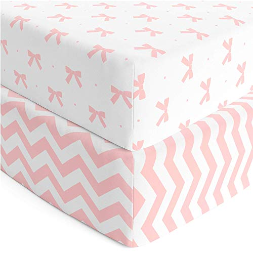 Baby Crib Sheets Girl