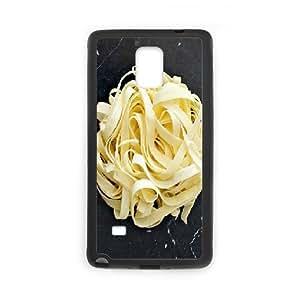 Homemade Gluten Free Pasta Samsung Galaxy Note 4 Case, Kweet - Black