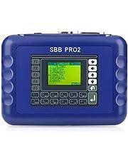 Niceou Ferramenta programadora de chave de carro universal SBB Pro2 V48.99 Scanner de manutenção