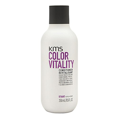 - KMS ColorVitality Conditioner 250ml/8.5oz