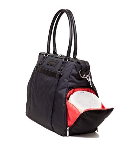 Sarah Wells Claire Breast Pump Bag (Black) by Sarah Wells (Image #6)