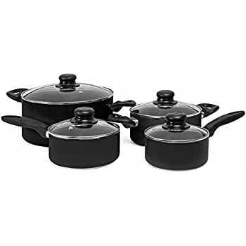 Nonstick Cookware Set Kitchen Pots Pans Nonstick with Cooking Utensils 15 Piece