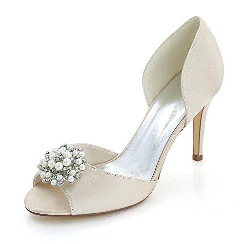 Vêtements Carrière Sandales Mariage De Pour Femmes Champagne Des Avec Multicolores Et L Chaussures Bureau Fines Occasionnels yc wP4nH47AU