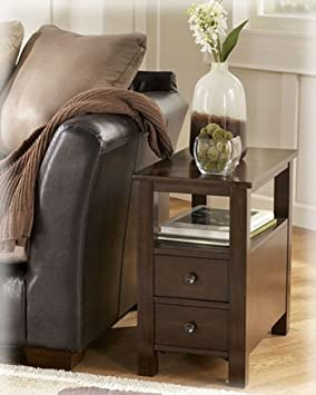 Signature Design by Ashley Chairside Cabinet Table