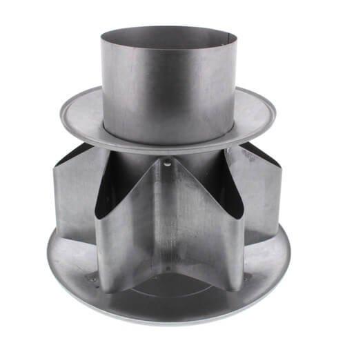 4'' Star-Kap, Aluminum Vent Cap