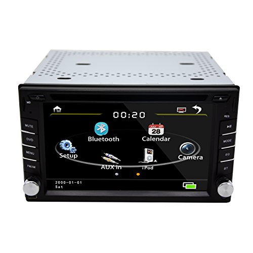 Ouku New Model 6.2-Inch Double-2 DIN In Dash Car DVD Play...