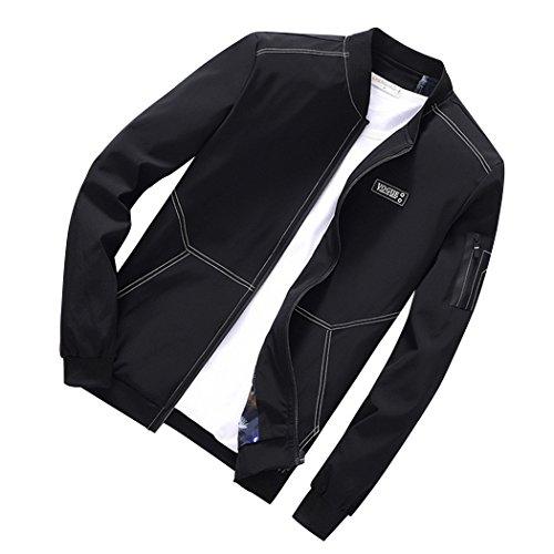 類人猿ライオネルグリーンストリート磁気BANKIKU (バンキク) ジャケット 薄手 メンズ カジュアル ブルゾン おしゃれ ジャンパー ライダース スポーティー 大きいサイズ 春 秋