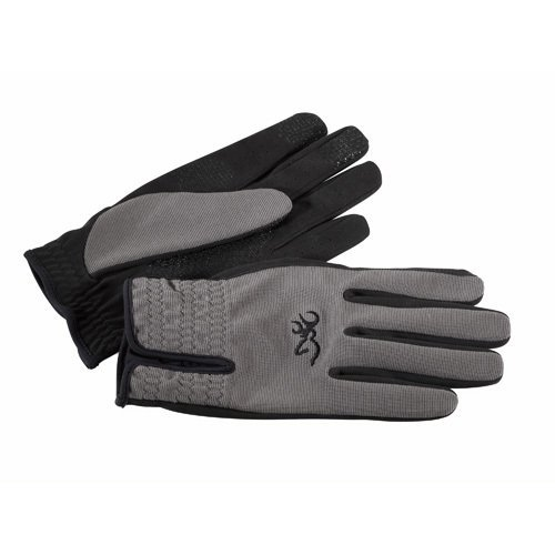 Browning Trapper Creek Gloves, Charcoal, Large ()