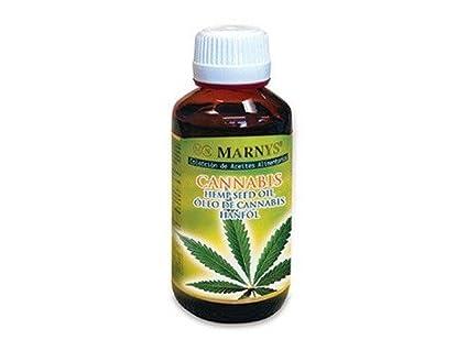 Marnys 6220-01- Aceite Alimentario de semilla de cáñamo, ...