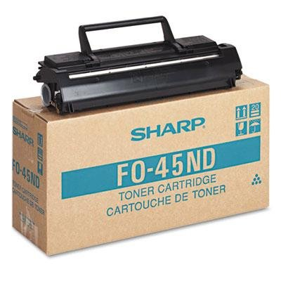 (Brand New Sharp Fo45nd Toner/Developer Cartridge 6500 Page-Yield Black)