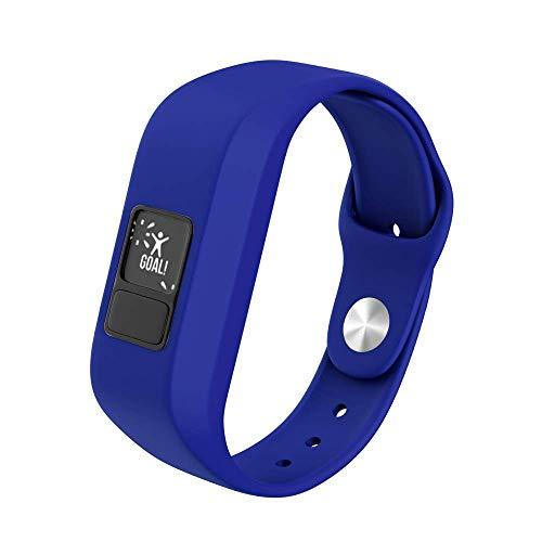 ANCOOL Compatible Garmin Vivofit 3 Bands, Replacement Silicone Watchbands for Garmin Vivofit 3 / Vivofit jr (Replacement Bands ONLY)