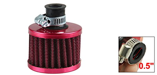uxcell 12mm 0.5 inch Oil Crankcase Valve Breather Air Filter