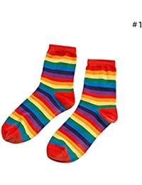 8962b781dad2 Amazon.com: Reds - Casual & Dress Socks / Socks & Tights: Clothing ...