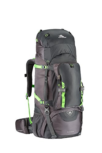 High Sierra Titan 65 Frame Pack Review