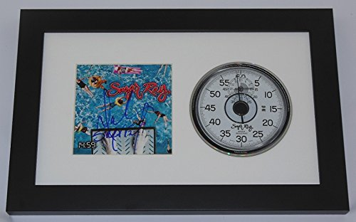 Sugar Ray 14:59 Authentic Mark McGrath Signed Autographed Music Cd Cover Compact Disc Custom Framed Display Loa