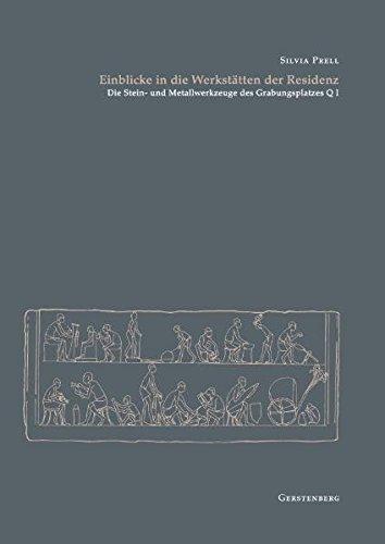 Einblicke in die Werkstätten der Residenz: Die Stein- und Metallwerkzeuge des Grabungsplatzes Q I (Forschungen in der Ramses-Stadt, Band 8)
