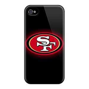 New Shockproof Protection Case Cover For Iphone 4/4s/ San Francisco 49ers 3 Case Cover