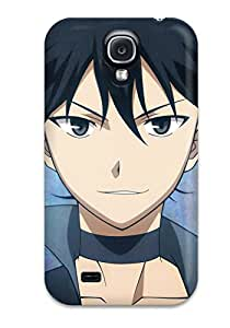 For Canaan Anime Protective Case Cover Skin/galaxy S4 Case Cover