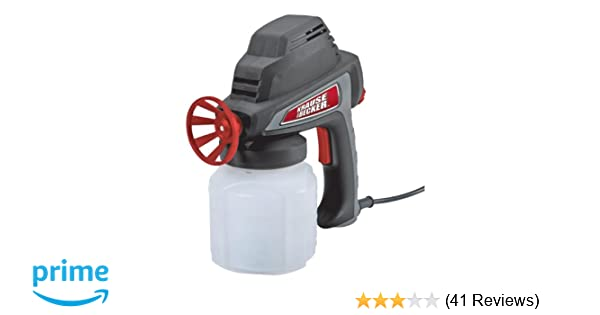 Krause Becker 5 Gph Electric Paint Spray Gun With Durable 24 Oz Polypropylene Paint Cup